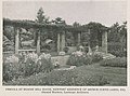 Pergola at Beacon Hill House, Newport residence of Arthur Curtis James, Esq.; Olmsted Brothers, landscape architects LCCN2013648783.jpg