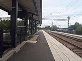 Fil:Perrong vid Flens tågstation.jpg