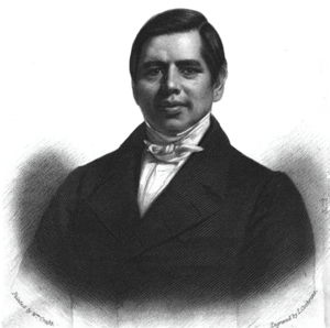 Peter Jones (missionary) - Portrait of Jones by William Crubb