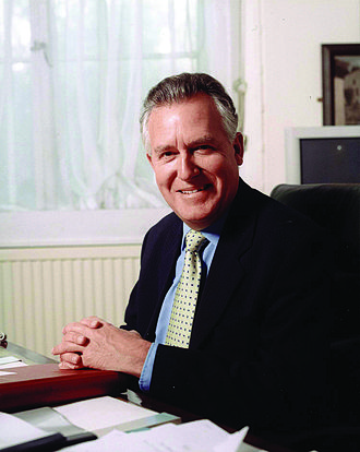 Peter Hain - Peter Hain during his time in office