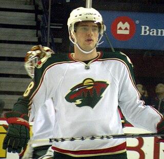 Peter Ölvecký Slovak ice hockey player