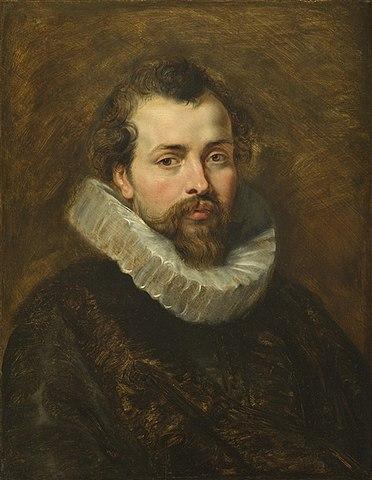 Портрет Филиппа Рубенса— брата художника. Около 1610—1611, масло по дубу, 68,5×53,5см. Детройтский институт искусств