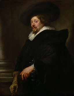 Peter Paul Rubens - Selfportrait - Google Art Project