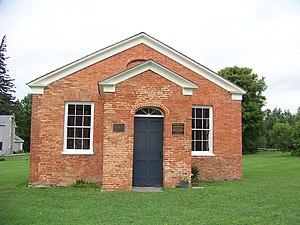 Gerrit Smith Estate - Image: Peterboro Land Office
