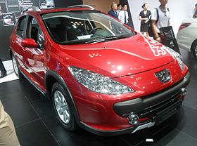 Image illustrative de l'article Peugeot 307