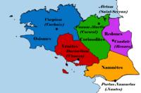 Groupes ethniques de france