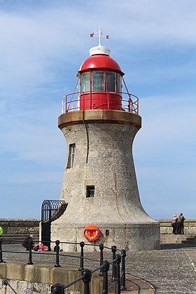 Phare Jetée Sud Tyne South Shields South Tyneside 3.jpg