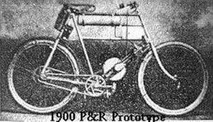 Phelon & Rayner 1.75 hp - Image: Phelon & Rayner 1.75 hp motorcycle (1900 model)