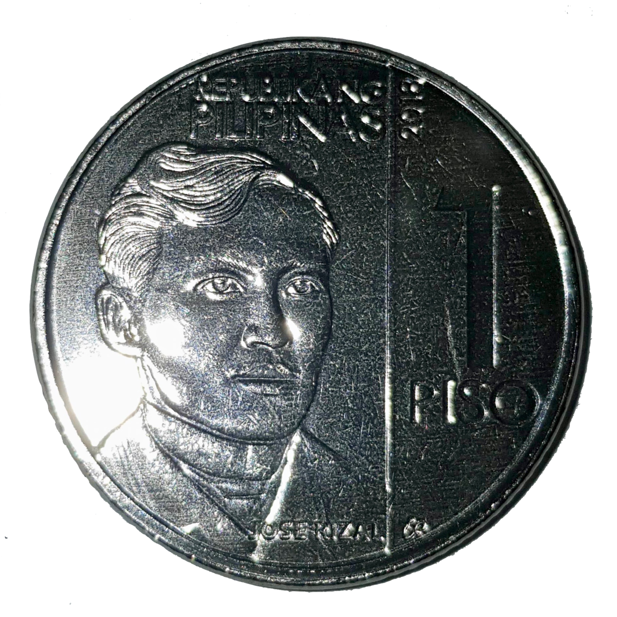 Coin Ph: Philippine One-peso Coin