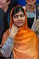 Photo de famille lors de la remise du 25e prix Sakharov à Malala Yousafzai Strasbourg 20 novembre 2013 06.jpg