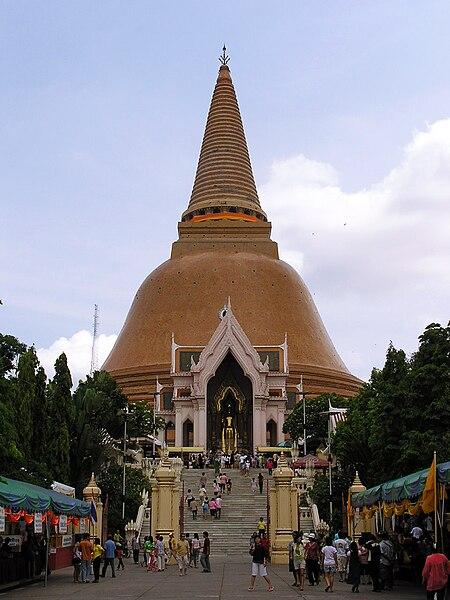File:Phra Pathom Chedi2.jpg