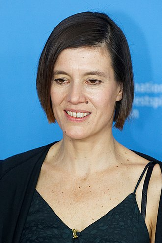 Pia Hierzegger - Hierzegger at the 2017 Berlin International Film Festival