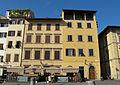 Piazza santa croce 12-13, casa benvenuti galletti.JPG