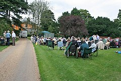 Picnics on the lawn - geograph.org.uk - 926682.jpg