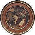 Pieter Bruegel the Elder - 1557 - A Pig Has To Go in a Sty.jpg