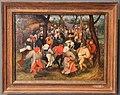 Pieter bruegel il giovane, ballo notturno all'aperto, 1607.JPG