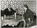 Pietro Ingrao incontra Guido Carli.jpg