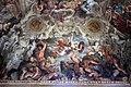 Pietro da cortona, Trionfo della Divina Provvidenza, 1632-39, minerva trionfa sui giganti 01.JPG