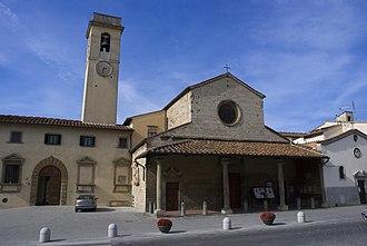 Sesto Fiorentino - Pieve of San Martino.