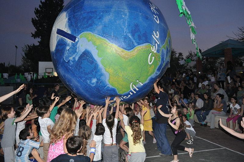 העולם בידינו