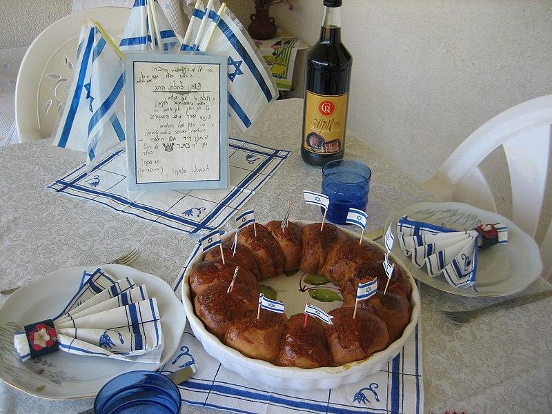 שולחן יום העצמאות