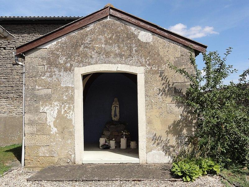 Pillon (Meuse) oratoire