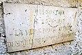 Pilone votivo peregrinatio mariae località mojen 02.jpg