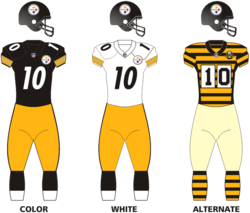 Dresy Pittsburgh Steelers
