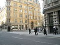 Pizza Express in London Wall - geograph.org.uk - 1819187.jpg