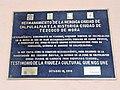 Placa de hermanamiento Texcoco-Calpulalpan en Palacio municipal de Calpulalpan, Tlaxcala.jpg