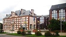 Morphologie urbaine for Piscine equeurdreville