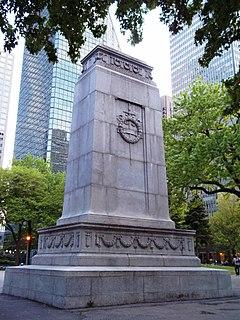 Cenotaph (Montreal)