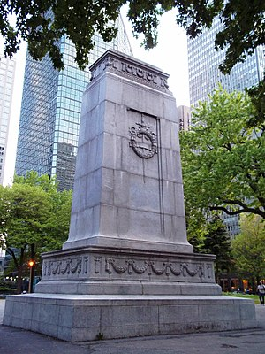 Cenotaph (Montreal) - Cenotaph