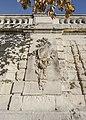 Place royale du Peyrou, southern wall, detail 01.jpg