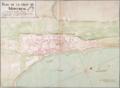 Plan de la ville de Montreal - 1727.PNG
