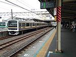 Platform 3 of Narita Station.jpg