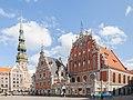 Plaza del Ayuntamiento, Riga, Letonia, 2012-08-07, DD 23.JPG