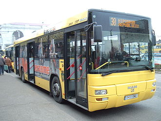 Ploiești - City bus in Ploiești