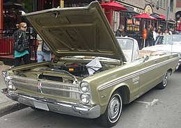 Plymouth Sport Fury Convertible (Byward Auto Classic).jpg