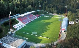ZELPO Aréna - Image: Podbrezova
