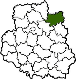 Pohrebyshche Raion Former subdivision of Vinnytsia Oblast, Ukraine