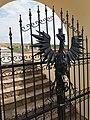 Polish War Cemetery in Dytiatyn, Ukraine - Emblem of Polish Eagle.jpg