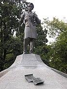 Pomnik T. Szewczenki Warszawa 2