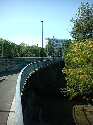Lancy - Lancy Bridge