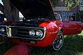 Pontiac Firebird 1967 Convertible DownLFront Lake Mirror Cassic 16Oct2010 (14876832102).jpg