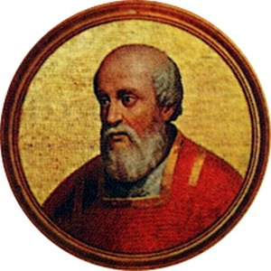 Papal election, 1130 - Pope Honorius II.