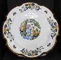 Porcellana delle nove di bassano, manifattura p.antonibon, 1750-70 ca., collez. privata.JPG