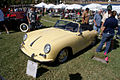 Porsche 356C 1965 Cabriolet LSideFront Lake Mirror Cassic 16Oct2010 (14874718964).jpg