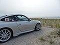 Porsche GT3 at Maasvlakt Beach (9293416757).jpg