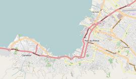 Carte De Carrefour Haiti.Carrefour Ouest Wikipedia